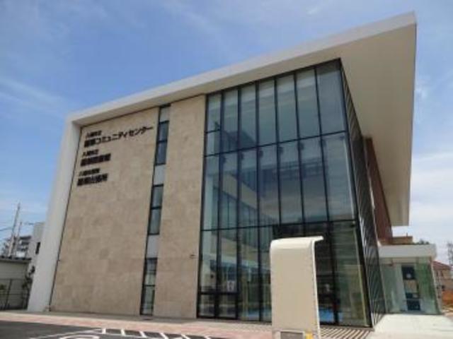 八尾市立龍華図書館