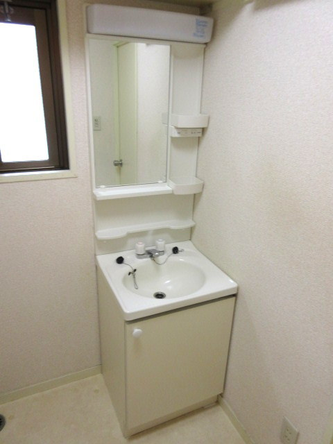 アーバンクレセント洗面所