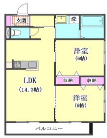 ロイズ ブルー 301号室