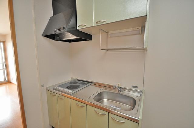 T-WEST システムキッチンは広々と使えて、お料理が楽しくなります。