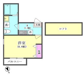 Southern Flat 301号室