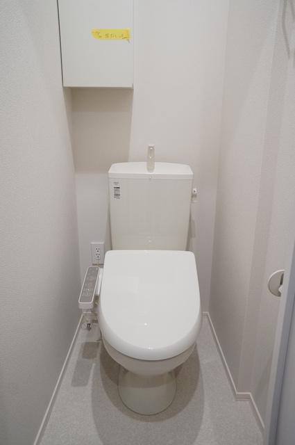 フォレストコート渋谷トイレ