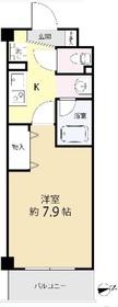 AZ本郷菊坂3階Fの間取り画像