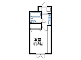 プレアール相武台1階Fの間取り画像