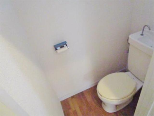 ホワイトハイツトイレ