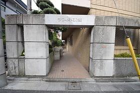 荻窪駅 徒歩15分エントランス