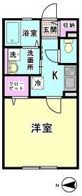 エス・リアン大森 105号室