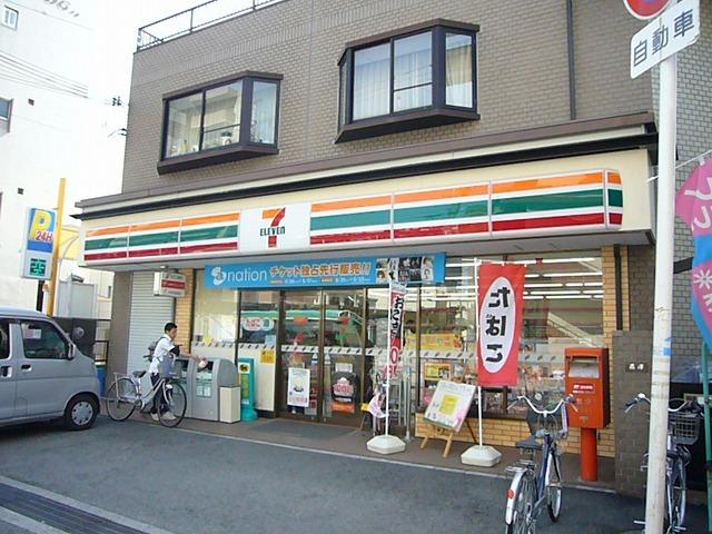 セブンイレブン阪急石橋駅前店
