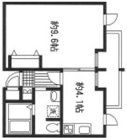 エマーレ永山3階Fの間取り画像