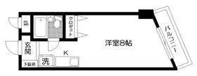 日神パレス西川口5階Fの間取り画像