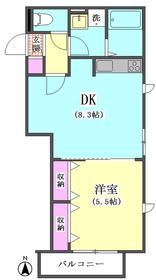 (仮)南大井4丁目メゾン 203号室