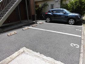 アムール メゾン Sato駐車場