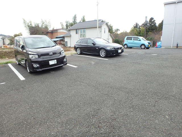 海道やまびこ館2駐車場