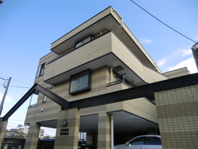 TONBOマンションの外観画像