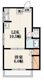 東小金井駅 徒歩7分1階Fの間取り画像