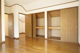 2階東側洋室8帖