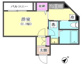 Bonheur oimachi 101号室