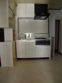 KYマンション 203号室