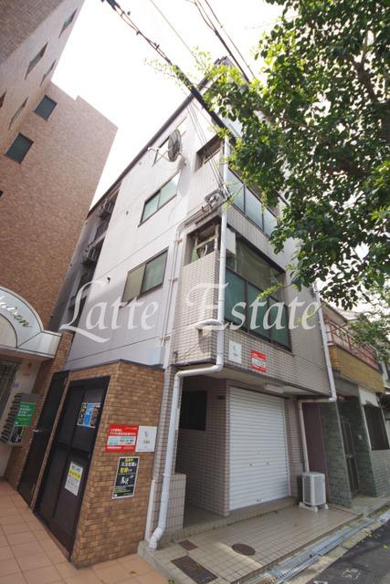 大阪市旭区中宮4丁目の賃貸マンションの外観