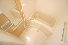 キレイでリラックスできるバスルーム
