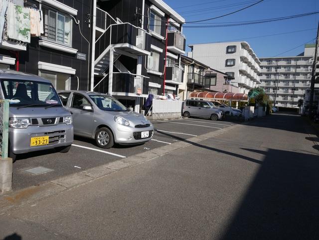 リブレス東成瀬駐車場