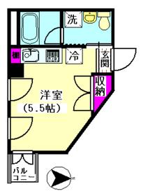 アチェ 205号室