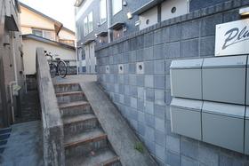 桜新町駅 徒歩9分エントランス