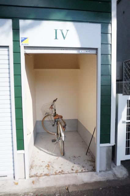 マイヨ・ジョーヌ中野駐車場