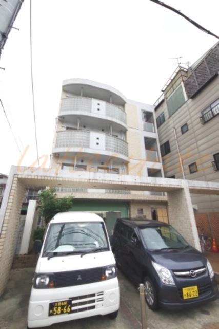 大阪市鶴見区諸口1丁目の賃貸マンションの外観