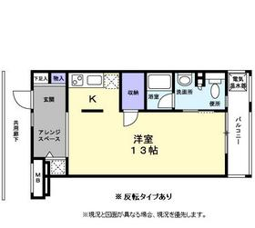 R.View3階Fの間取り画像
