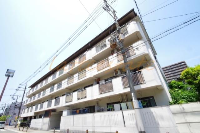 大阪市城東区関目2丁目の賃貸マンションの外観