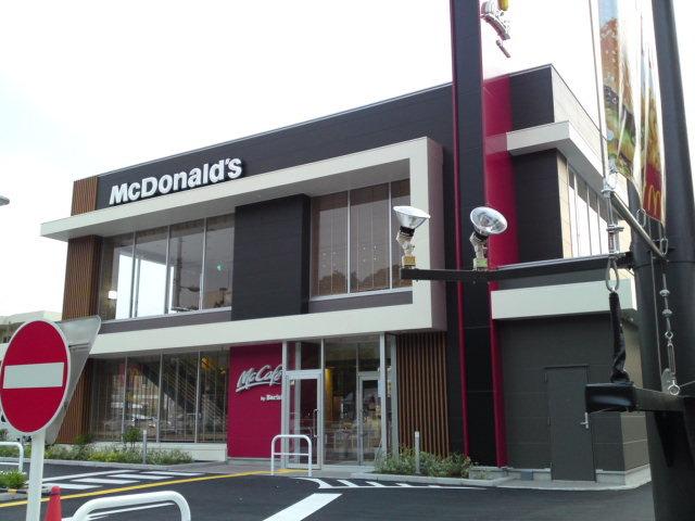 マクドナルド公園南東筋店