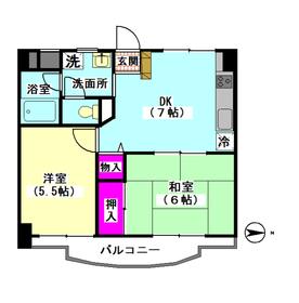 クリンライフハイツ 202号室