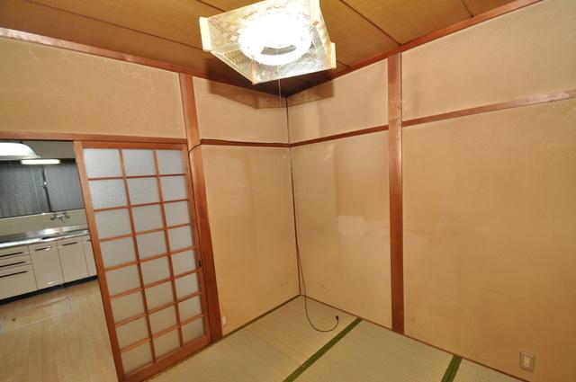 ビーフォレスト尼崎KANNAMI 畳の心地よい香りがする、この空間で癒されてください。