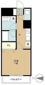相模大塚駅 徒歩29分3階Fの間取り画像