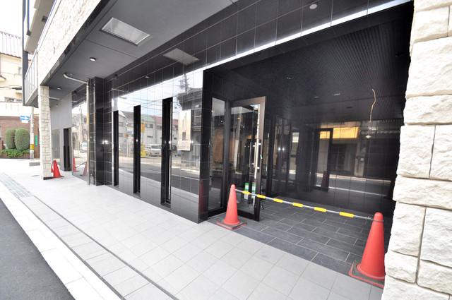 アドバンス大阪フェリシア 建設中です。