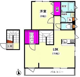 ラ・メゾンヴェール 202号室