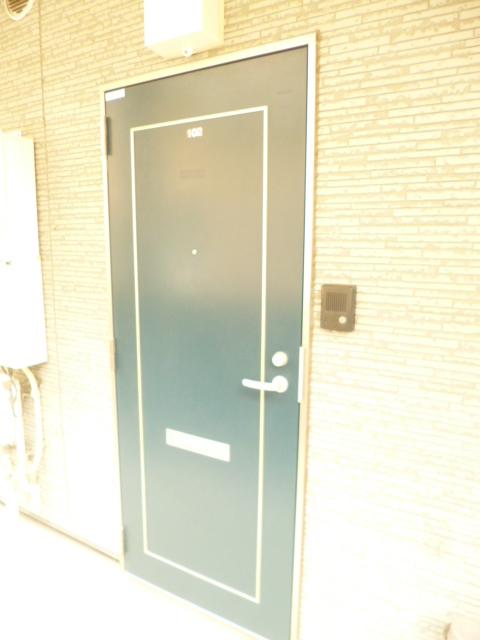 オネスティ赤塚II玄関