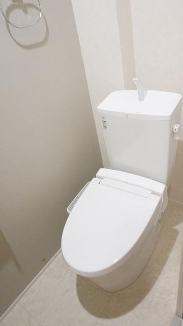 クリムハウス池袋トイレ