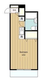 桜ヶ丘駅 徒歩7分3階Fの間取り画像