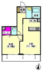 ブラリアハウス 302号室
