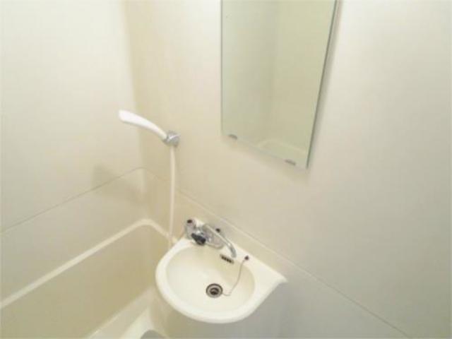 グリーンパレスIZUMI洗面所