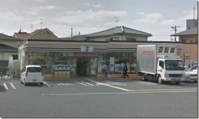 柏田東町2-37貸家 セブンイレブン東大阪柏田本町店