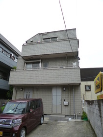平塚へーベルハウスの外観画像