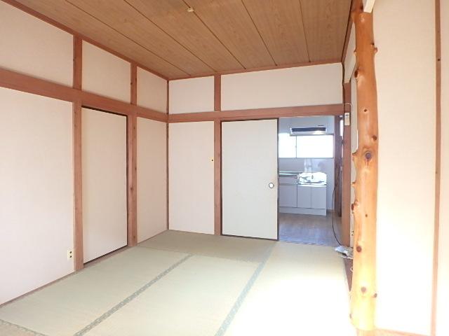 坂倉邸居室