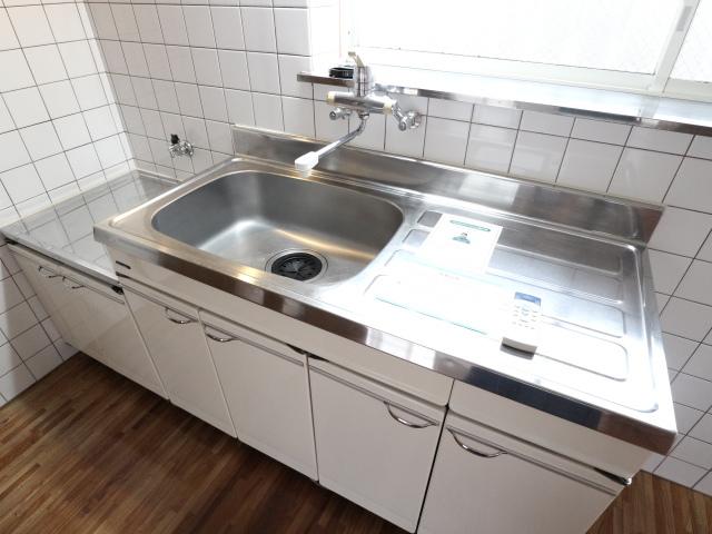 Lパレス立川キッチン
