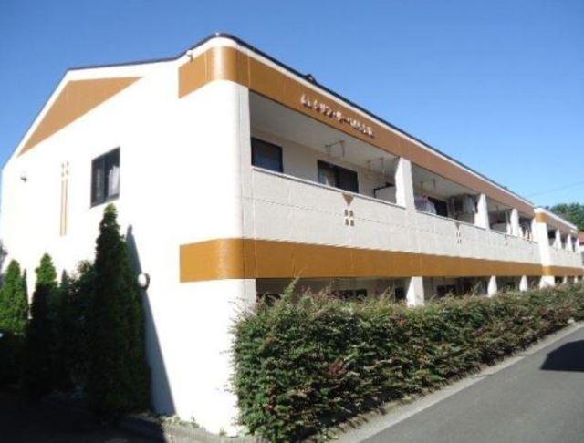 クリフ・リーベル壱番館の外観画像