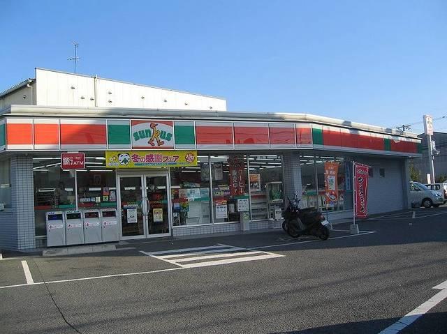 サンクス和泉王子町店