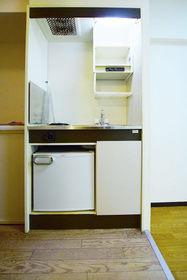 香椎エクセル13 : 6階キッチン