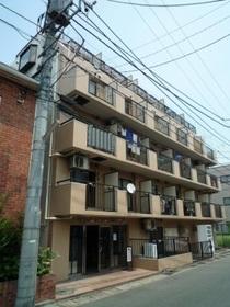 モナークマンション武蔵新城第2の外観画像